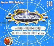 Space Woodstock (1994, #zyx81001) Rubberhead & DJ Clean, Marusha, Sons .. [2 CD]