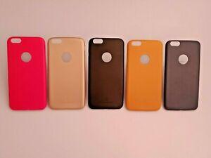 iPhone 6 plus / 6s plus Apple Slim Mobile Phone Cover Case