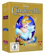 Cinderella  1-3 Trilogie, -  3 DVD -  NEU/OVP - Disney - Cinderella 1 2 3