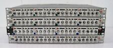 Klark Teknik DN504 Quad Compressor Limiter 4 Channel Rack Processor