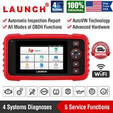 CRP129 X Automotive Code Reader OBD2 Scanner Car ABS SRS Engine Diagnostic Tool