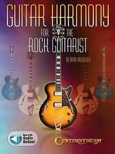 Guitar Harmony for the Rock Guitarist (Mixed Media Product)