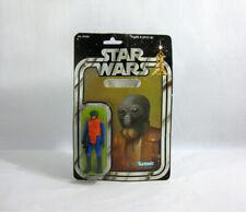 1979 VINTAGE STAR WARS ✧ WALRUS MAN ✧ KENNER 21-BACK SEALED MOC E53