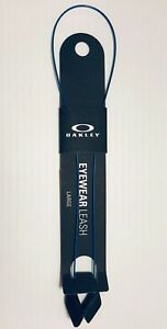 OAKLEY Eyewear Leash Strap Wire Cable Small or Large For Sunglasses Eyeglasses