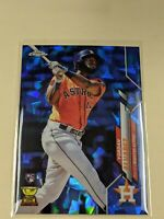 2020 Topps Chrome Sapphire Yordan Alvarez RC Houston Astros NICE CARD!