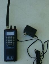 RE2000 ALPHA PORTABLE 200-CHANNEL RACING SCANNER