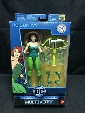 Brand NEW - DC Multiverse Poison Ivy Collectible Articulated 7? Action Figure