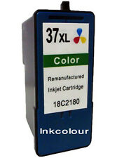 Non-OEM Replace 37XL For Lexmark X3630 X3650 X4600 X4630 Colour Ink Cartridge