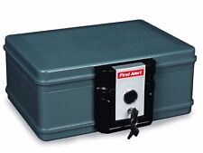 First Alert Fireproof Waterproof Safe Protection Disaster Chest 5.4L Media Ready