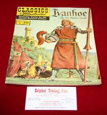 Classic Illustrated #2 Ivanhoe Hrn 169 (Winter 1969)