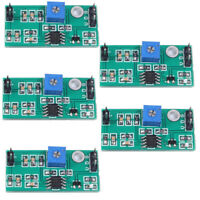 5pcs LM393 Voltage Comparator Module High Level Output 3.5-24V LED Indication