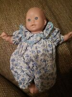 "VINTAGE SNOOKUMS BEAN BAG BABY 12"" DOLL MATTEL COROLLE Baby Doll 95 - 12 F14."