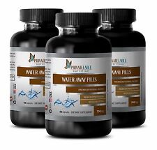 Water Pill Herbal Weight Loss Healthy Urinary Tract Bladder Kidneys (3 B) SE