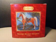 Breyer Horse Retro Ornament - Western Horse (Trigger) - 2006 - NIB