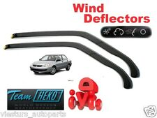 MITSUBISHI LANCER  4/5D  2004 - 2007 Wind deflectors 2.pc  HEKO  23331