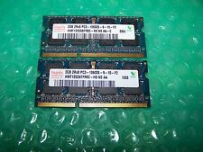 4GB Dell / Hynix PC3-10600s DDR3-1333MHz Laptop memory