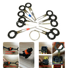 11x Car Terminal Removal Tool Kit Wiring Connector Extractor Puller Release NEW