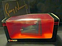 AUTOGRAPHED! GARY NUMAN ~ The TELEKON CORGI CAR w/ SIGNED CARD LTD ED Numbered