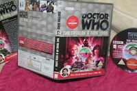 Doctor Who - Mindwarp Colin Baker is Dr Who - dispatch in 24 hours - Mind Warp +