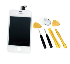 iPhone 4 LCD Display mit Touchscreen Bildschirm WEISS Ersatzteil
