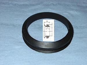V Ring Seal V25S Flourocarbon Elastomer Brown - Belam Cross Beam Shaft Bearing