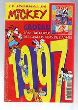 le journal de mickey 1959 / decembre 1996 sans le calendrier cine detachable