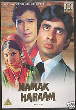 NAMAK HARAAM - NEW ORIGINAL BOLLYWOOD DVD