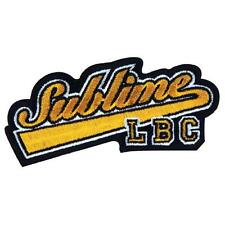 Sublime - New Baseball Logo Patch