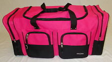 "35"" PINK TRAVEL, GYM, LUGGAGE BAG"