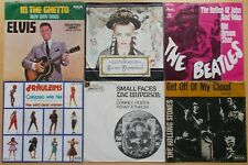SAMMLUNG Beatles★Rolling Stones★Culture Club★Elvis★Small Faces★Fräuleins