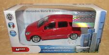 MODELLINO auto MERCEDES BENZ B CLASS ROSSO 1:43 cod.11558