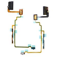 Black Handsfree Audio Jack Volume Button Flex Cable For iPod Nano 7 7th Gen