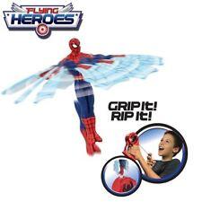 Spider-Man Plastic Heroes Action Figures