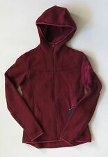 Arc'teryx Covert Hoody Jacket Women's Small S New Zinfandel / maroon