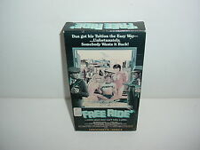 Free Ride VHS Video Tape Movie