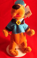 "SCOODY-DOO HOME RUN-10""-NEW/TAGS-WARNER BROS STORE-HOME-PLATE-SD CAP-BEAN-PLUSH"