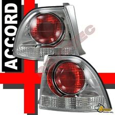 APC Tail Lights Lamps For 94 95 Honda Accord Coupe Sedan LX EX DX RH + LH