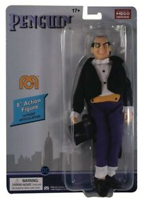 Mego Penguin Dc Comics Action Figure 8 Inch Wave 13 IN STOCK!