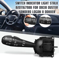 Steering Column Switch Unit For Dacia Dokker Lodgy Logan Sandero Duster 2010-up