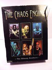 El motor de caos Caja Grande amiga A1200/A4000 juego por 1992 hermanos de mapa de bits