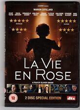 (GW68) La Vie En Rose - 2007 2-Disc DVD