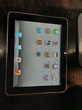 Apple iPad 1st Generation Model A1219 16GB Pre-Owned Works Has Dings in Casing