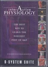 Cd-Rom: interActive Physiology 9-System Suite