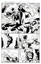 JOE BENNETT  - Amazing Spider-man # 435 p.19