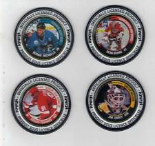 SEAN BURKE CAROLINA HURRICANES 1998 NHL HOCKEY KATCH COINS #25