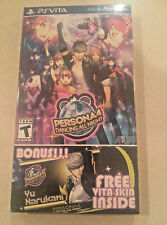 Persona 4: Dancing All Night (Sony PlayStation Vita, 2015)