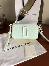 Genuine MARC JACOBS Snapshot ceramic Small Camera Bag pale blue multi hot sales