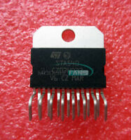 2PCS STA540 15-Multiwatt AMP AUD DUAL/QUAD MULTIWATT15 NEW IC