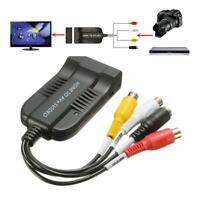 2017 HDMI to S-video & AV Converter AV/ SVIDEO Output Simultaneously Systems XI