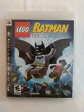 PS 3 LEGO BATMAN    BLACK LABEL SEALED